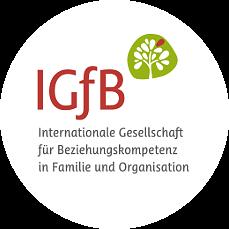 IGfB Logo - Internationale Gesellschaft für Beziehungskompetenz
